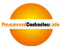 PreScreened Building Materials Contractors
